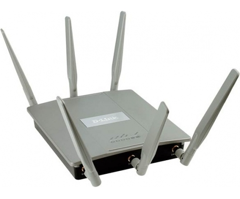 ACCESS POINT D-LINK DAP-2695 WIFI DUALBAND AC1750 PTO GIGA POE 6 ANT. ...