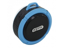 ALTAVOZ APPROX BLUETOOTH WATERPROOF AZUL APPSPWPBBL