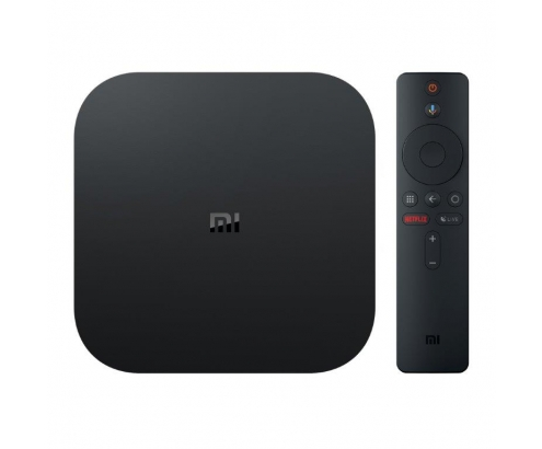 ANDROID TV XIAOMI BOX S 4K REPRODUCTOR PFJ4086EU