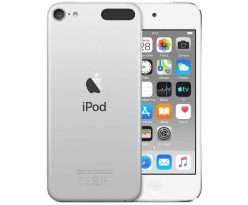 APPLE IPOD TOUCH 256GB PLATA MVJD2PY/A