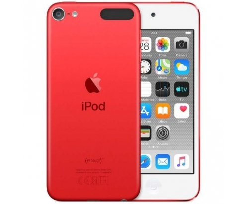 APPLE IPOD TOUCH 256GB PRODUCT ROJO MVJF2PY/A