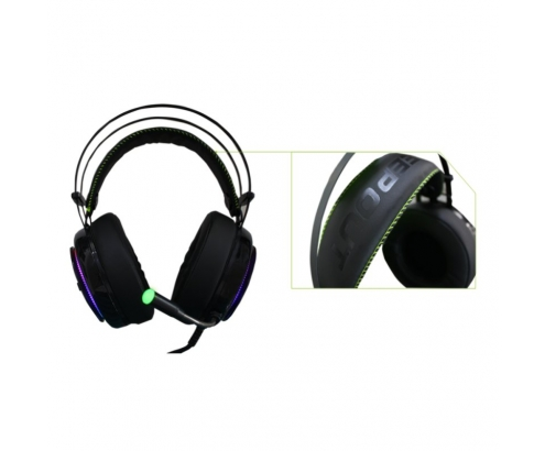 AURICULAR KEEP OUT HXPRO MIC GAMING LIGHTNING