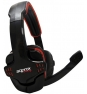AURICULARES GAMING APPROX APPGH09 MICROFONO ROJO-NEGRO APPGH9