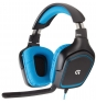 AURICULARES GAMING LOGITECH MICROFONO G430 981-000537