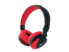 AURICULARES TALIUS TAL-HPH-5005 con microfono ROJO TAL-HPH-5005-RED