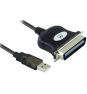 CABLE PARALELO A USB M 1.5 MT EMINENT EW1118