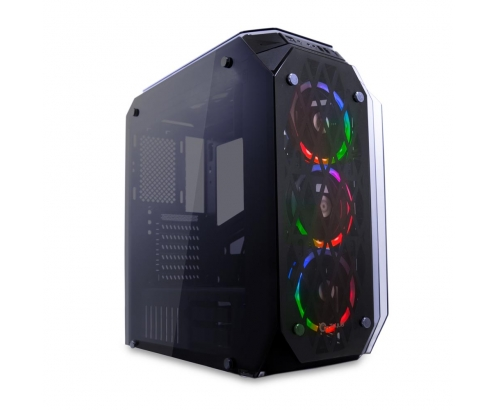 CAJA TALIUS MEDIA TORRE GAMING KRAKEN SPECTRUM LED RGB USB 3.0 TAL-KRAKEN-SPECTRUM