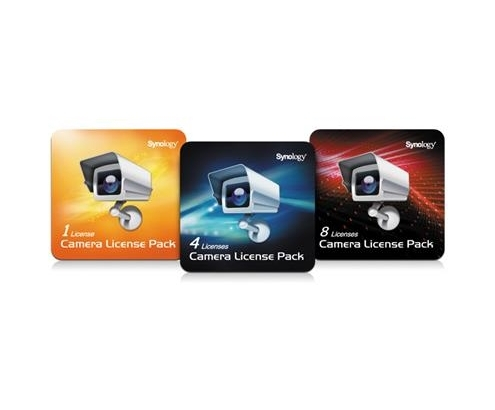 CAMERA LICENSE PACK SYNOLOGY 1 LICENCIA DEVICE LICENSE (X 1)