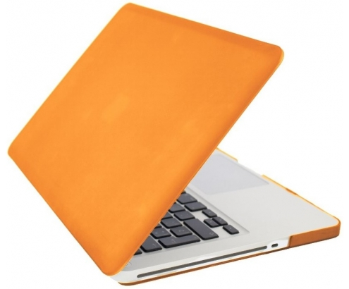 CARCASA ZIRON 15p MACBOOK NARANJA ZR084