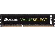 MEMORIA CORSAIR VALUE SELECT DDR4 2400MHZ 8GB CMV8GX4M1A2400C16