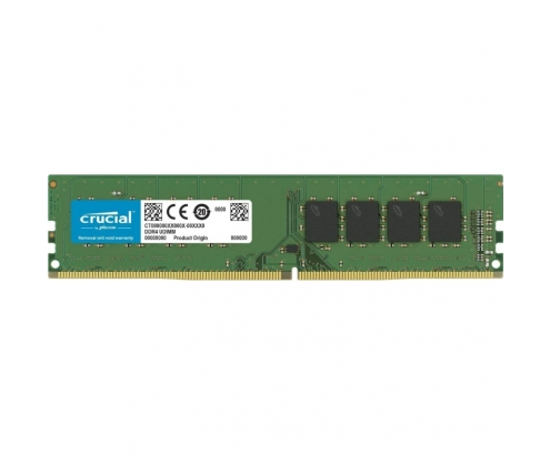 MEMORIA CRUCIAL CT8G4DFS8266 DDR4 2600MHz 8GB CT8G4DFS8266