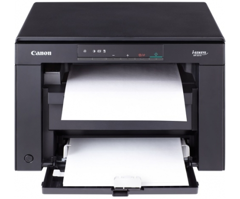 Multifuncion Laser B N Canon I Sensys Mf3010 5252b004 En