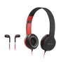 PACK COMBO 2 EN 1 MARS GAMING AURICULARES CON MICROFONO IN-EAR + AURICULARES CON MICROFONO OVER-EAR JACK 3.5MM MHCX