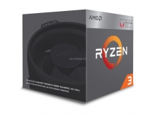 PROCESADOR AMD RYZEN 3 2200G AM4 4 CORE 3.7GHZ 6MB AM4 RADEON VEGA 8 Y...
