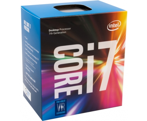 PROCESADOR INTEL CORE I7 7700 1151 3.6GHz BX80677I77700