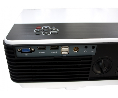 PROYECTOR BILLOW HOME THEATER LED 1920 x 1080 3200 ANSY XP100WXGA