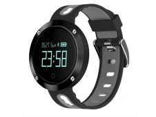 RELOJ DEPORTIVO BILLOW XS30 HR BLACK-GREY XS30BG