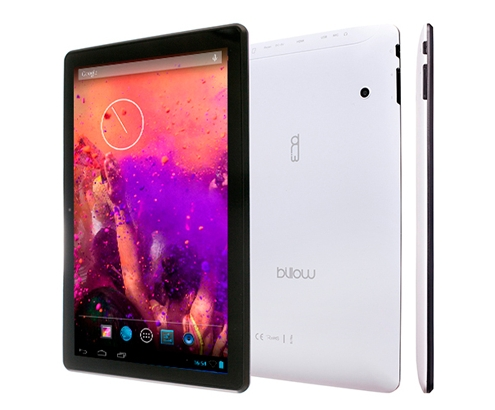 TABLET BILLOW X101 V2 10.1 QC 1GB 8GB A7.1 BLANCA X101WV2