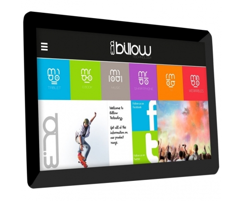 TABLET BILLOW X101PRO 10.1 QC 1GB 16GB NEGRA X101PROB