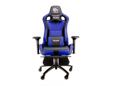 Talius silla Caiman gaming black/blue