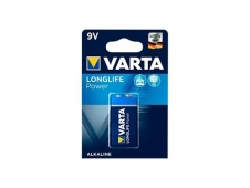 Varta pila alcalina 6LR61 6LP3146 9v longlife power